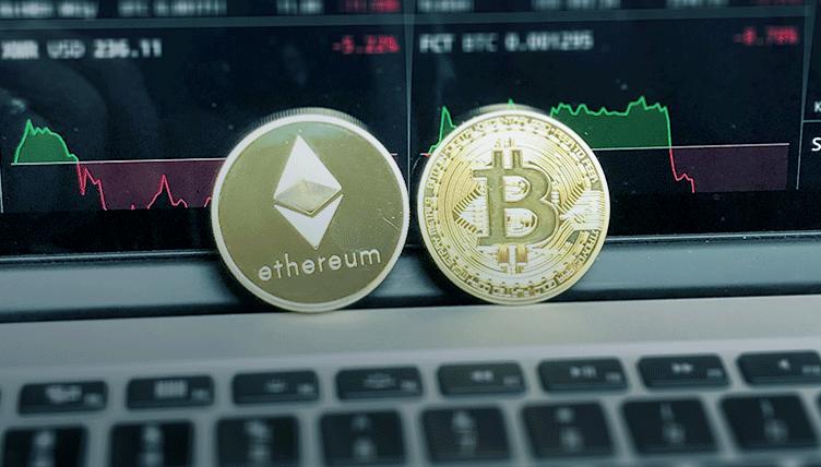 Bolsa de valores ou bitcoins?